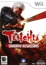 Jaquette Tenchu Shadow Assassins