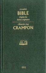 Couverture La Sainte Bible