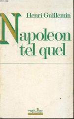 Couverture Napoléon tel quel