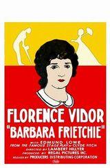 Affiche Barbara Frietchie