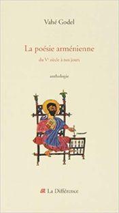 Couverture Poésie arménienne du Vème siècle à nos jours