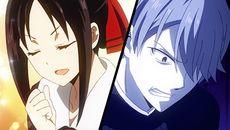 screenshots Kaguya veut échanger / Fujiwara veut sortir / Shirogane Miyuki veut se cacher