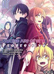 Couverture SWORD ART ONLINE: Progressive, tome 7