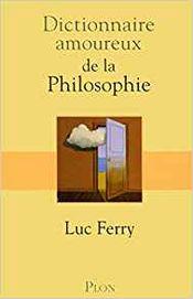 Couverture Dictionnaire amoureux de la philosophie