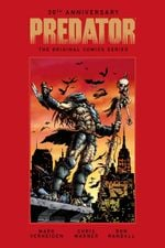Couverture Predator: The Original Comics Series - Concrete Jungle and Other Stories
