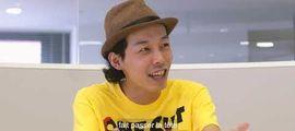Vidéo Interview du réalisateur Shinichiro Ueda
