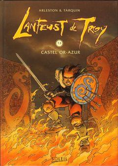 Couverture Castel Or-Azur - Lanfeust de Troy, tome 3