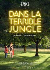 Affiche Dans la terrible jungle