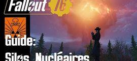 Vidéo Guide silos de lancement de missiles nucléaires
