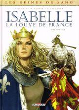 Couverture Isabelle : La Louve de France, tome 2