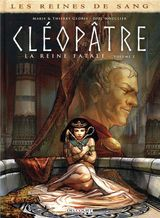 Couverture Cléopâtre : La Reine fatale, tome 2