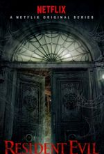 Affiche Resident Evil (Netflix)
