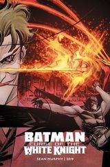 Couverture Batman: Curse of the White Knight