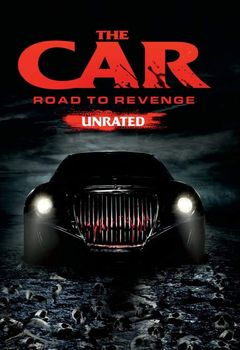 Affiche The car : Road to Revenge