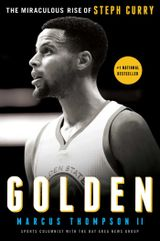 Couverture Stephen Curry : Golden