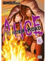Couverture Alice on Border Road, tome 4