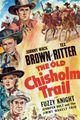 Affiche The Old Chisholm Trail