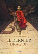 Couverture Lœuf de Jade - Dernier dragon, Tome 1