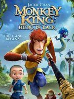 Affiche Le Roi Singe, Le Retour Du Héros