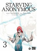Couverture Starving Anonymous, tome 3