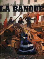 Couverture Le Pactole de la Commune - La Banque, tome 4