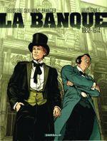 Couverture Les Chéquards de Panama - La Banque, tome 5