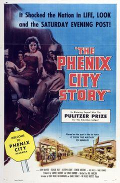 Affiche The Phenix City Story