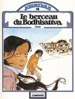 Couverture Le Berceau du bodhisattva - Jonathan, tome 4