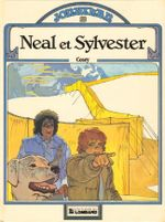 Couverture Neal et Sylvester - Jonathan, tome 9