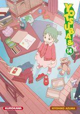Couverture Yotsuba&, tome 14