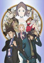 Affiche Lupin III: Goodbye Partner