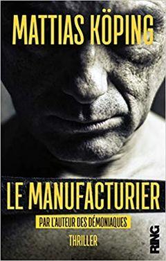 Couverture Le Manufacturier