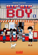 Couverture Bip-Bip Boy - Tome 1