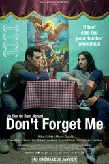Affiche Don't Forget Me