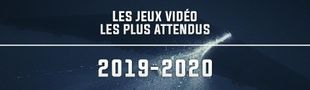 Cover Les jeux les plus attendus 2019-2020