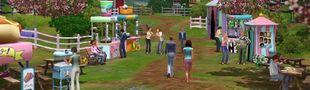 Cover Les Sims : mes jeux