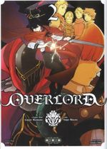 Couverture Overlord, tome 2