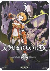 Couverture Overlord, tome 3