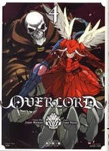 Couverture Overlord, tome 4