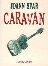 Couverture Caravan