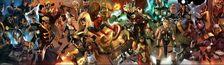 Cover Chronologie conseillée des lectures Marvel, 2e partie : 1980 ▶ 1996