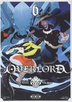 Couverture Overlord, tome 6