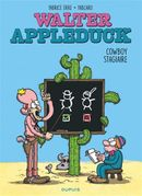 Couverture Stagiaire Cowboy - Walter Appleduck, tome 1