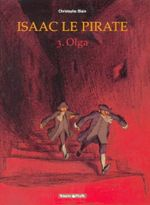 Couverture Olga - Isaac le Pirate, tome 3
