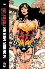 Couverture Wonder Woman : Terre Un, tome 1