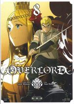 Couverture Overlord, tome 8