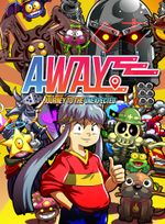 Jaquette AWAY: Journey to the Unexpected