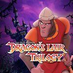 Jaquette Dragon's Lair Trilogy