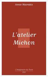 Couverture L'Atelier Michon