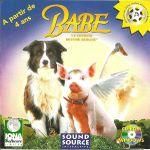 Jaquette Babe - Le cochon devenu Berger